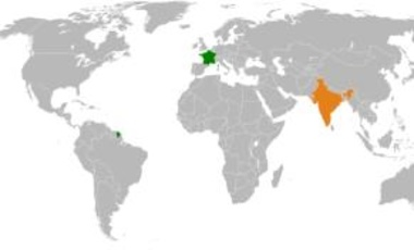 The 1951 Franco-Indian bilateral nuclear cooperation agreement was the first such agreement to be negotiated outside of the U.S., UK, and Canada and between a developed and a developing country.