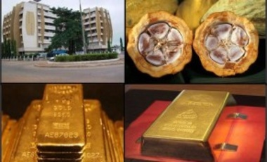 Ghana has gone through economic stagnation and negligible participation in the global trading system despite its gold mines and cocoa plantations.