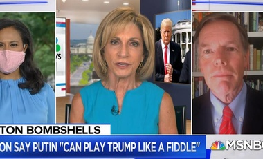 Ambassador Nicholas Burns on Andrea Mitchell Reports.