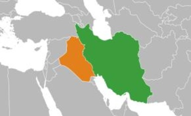 Iran and Iraq share 910 miles of porous border. With the advent of ISIS, Iran finds itself again facing the prospect of sharing its borders with an adversary.