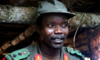 July 31, 2006: Joseph Kony, leader of the Lord's Resistance Army, near the Sudan border. On Apr. 5, 2012, Invisible Children, the California group that produced the video that went viral, posted a sequel on the Internet, Kony2012 Part II.
