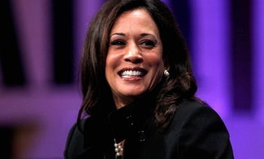 Kamala Harris, California's newly elected Democratic senator.