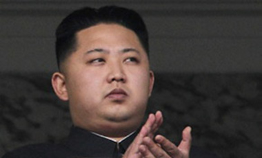 North Korea's New Leader Kim Jong-un in 2010.