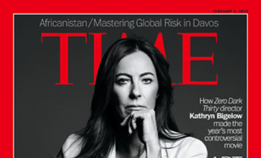 Cover image, <em>Time</em> Magazine, Feb. 4, 2013 international edition