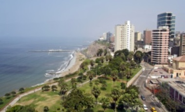 Lima, Peru, the site of the Twentieth Conference of the Parties (COP-20) of the United Nations Framework Convention on Climate Change.