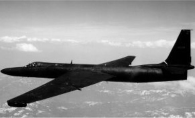 Lockheed U-2 in flight, a historic image provided by USAF. In the 1950s, the CIA carried out reconnaissance flights over the Soviet Union, starting from the Pakistani military base in Peshawar.