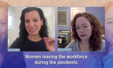 Questions from Quarantine: Pandemic Family Management and Women Leaving the Workforce