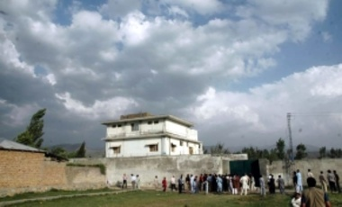 Osama bin Laden Compound, Abbottabad, Pakistan, May 4, 2011.
