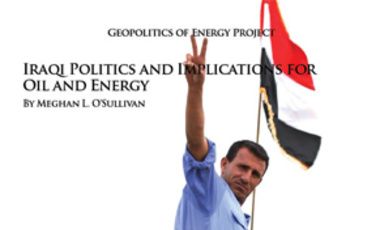 Iraqi Politics And Implications  For Oil And Energy