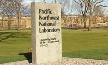 The main campus of the Pacific Northwest National Laboratory, Richland, Washington.