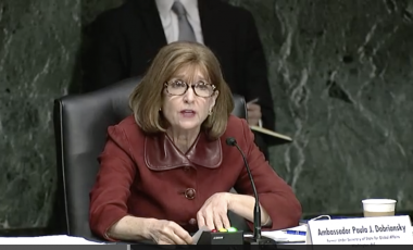 Ambassador Paula Dobriansky Testifies before the US Senate