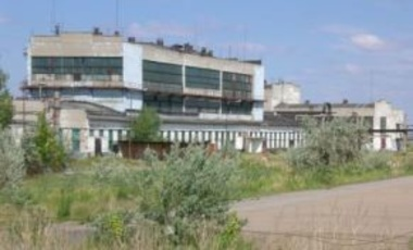 Pavlodar Chemical Plant, May 2007
