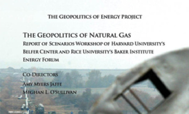 The Geopolitics of Natural Gas