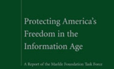 Protecting America's Freedom in the Information Age
