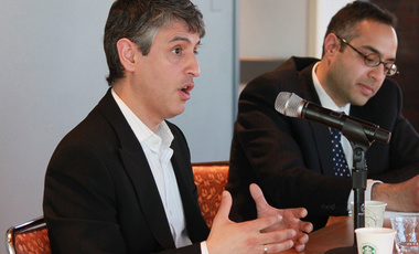 "Reza Aslan: ""The Next War? Iran, Israel and the U.S. at the Crossroads"" Podcast"