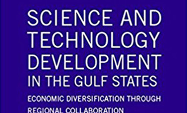 Science and Technology Development in the Gulf States cover