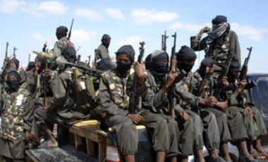 Dec. 8, 2008: Somalia's al-Shabab jihadis outside Mogadishu. Training camps there are attracting hundreds of foreigners, including Americans which pose a threat far from Somalia, including to the U.S. homeland.