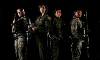 The U.S. military ban on women in combat was lifted Jan. 23, 2013.