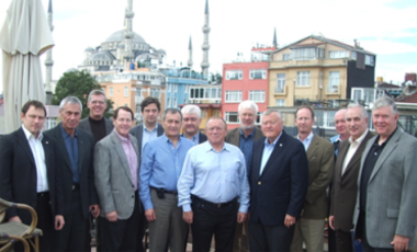 Elbe Group in Morocco (2014)
