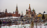 A photo of Moscow