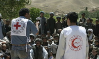 ICRC Humanitarian Assistance in Afghanistan