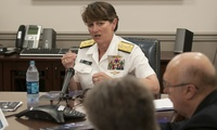 Vice Admiral Jan Tighe