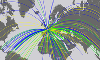 From the Crossroads of Migration data map.