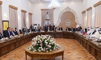 Trilateral economic meeting in Tehran between Iran, Turkey, and Qatar