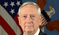 General Jim Mattis, 26th United States Secretary of Defense and US Marine Corps (Ret.)