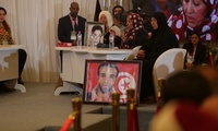 Testimony of Mothers of the Martyrs of the Revolution in Tunisia, 17 November 2016.
