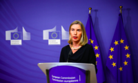 Federica Mogherini, High Representative of the Union for Foreign Affairs and Security Policy and Vice President of the European Commission
