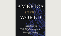Book cover for America in the World: A History of U.S. Diplomacy and Foreign Policy