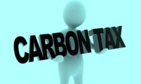 Carbon Taxes and Deficit Reductions