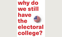 Book cover for Why Do We Still Have the Electoral College?