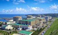 Korea Wolsong Nuclear Power Plant