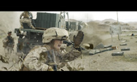 The New Marines: A 2017 Marine Corps ad shows Marine Capt. Erin Demchko, a deputy commander at Camp Courtney in Okinawa, Japan, who is part of the Marine Corps' expanding effort to recruit women.
