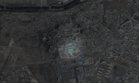 A satellite view of the Pyongyang Bio-Technical Institute, April 22, 2017.  ©2016 Google Earth, CNES/Airbus. Used with Permission.