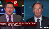 Ambassador Nicholas Burns discusses President Trump's positions on global affairs
