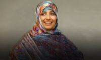 Family Fisher Fellow and Nobel Peace Prize laureate, Tawakkol Karman