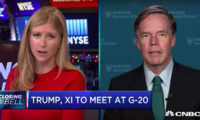 Ambassador Nicholas Burns discusses Cohen's plea deal and President Trump at G20 Summit