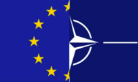 EU and NATO Image