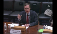 Ambassador Nicholas Burns Testifies in Front of the House Foreign Affairs (March 26, 2019)