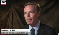 Former US Ambassador to NATO, Nicholas Burns