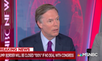 Former Under Secretary of State for Political Affairs Nicholas Burns on MSNBC