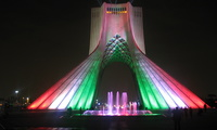 Azadi Tower, Azadi Square
