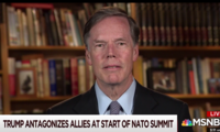 Ambassador (ret.) Nicholas Burns discusses the NATO summit on MSNBC's Morning Joe.