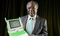 Harvard Kennedy School Professor of the Practice of International Development Calestous Juma (Geoff Caddick/AP)