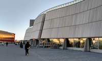 Cultural Center in Nuuk, Greenland
