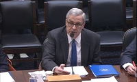 Ambassador Doug Lute Testifying before the House Foreign Affairs Committee on March 13