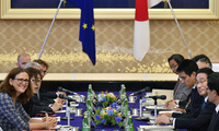 Japan-EU Economic Partnership Agreement negotiations